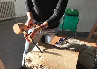 Atelier 1318, Werkzeug